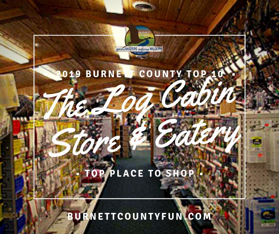 Top-10-Log-Cabin-Store
